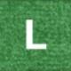 オーダーマット ライトグリーン